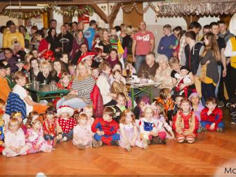 Kinderfasching am 02.03.2014