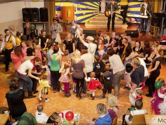 Kinderfasching am 10.02.2013